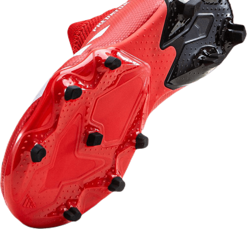 Predator 20.3 LL FG Jr White/Red