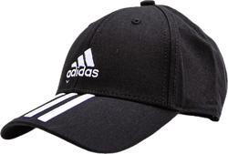 Baseball 3S Cap Ct White/Black