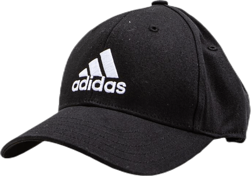 Baseball Cap Cotton Black