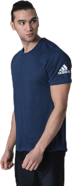 FreeLift Sport Ultimate Heather Tee Blue
