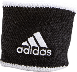 Tennis Wristband White/Black