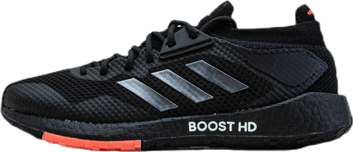 PulseBOOST HD Black/Red
