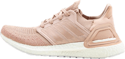 UltraBOOST 20 Pink/White