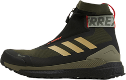 Terrex Free Hiker Cold Rdy Green/Black