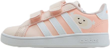 Grand Court 2-Strap Toddler Pink