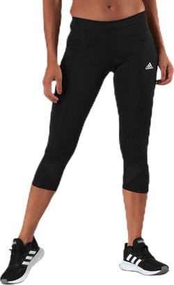 Own The Run Tight 3/4 Black