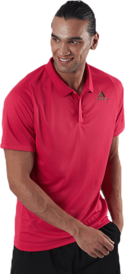 Freelift Polo Heat Rdy Pink
