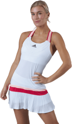 Tennis Y-Dress Heat Rdy White
