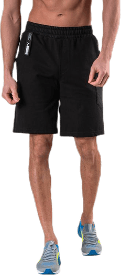 "Nu-Tility Shorts 10"" Black"