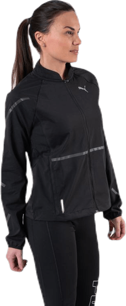 Runner ID Jacket Black