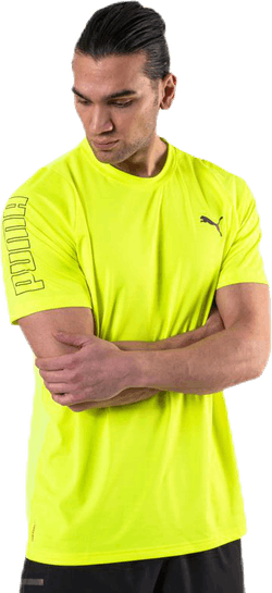 Power Thermo R+ Tee Yellow