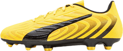Puma One 20.4 FG/AG Jr Black/Yellow