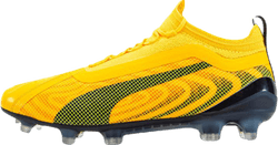 Puma One 20.1 FG/AG Black/Yellow