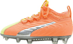 Puma One 20.3 FG/AG Jr OSG Orange/Yellow