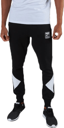 Rebel Pants Block Fl Cl Black