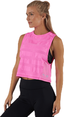 Train First Mile Xtreme Tank Pink