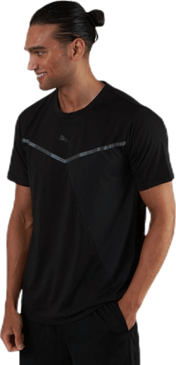 Train Thermo R+ BND Short Sleeve Tee Black