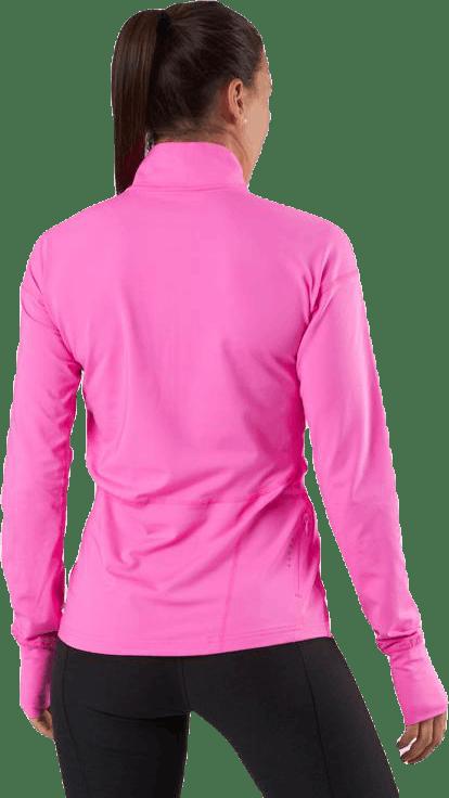Ignite 1/4 Zip Pink