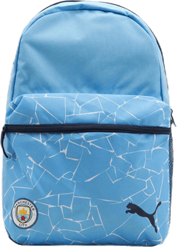 Mancester City FC Core Backpack Blue