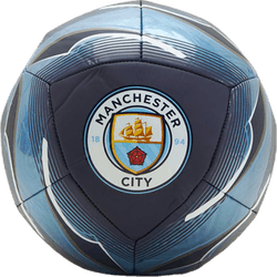 Manchester City FC Icon Ball Blue