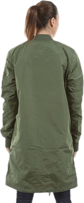 Ma-1 Tt Coat Green