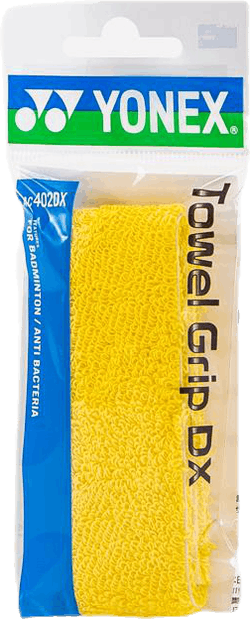 Towellinggrips For Players Yellow