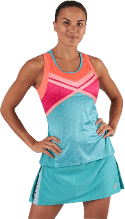 Tennis Gpx Tank Patterned