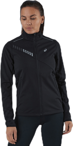 Lite-Show Winter Jacket Black/Grey