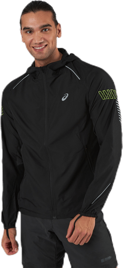 Lite-Show Jacket Black