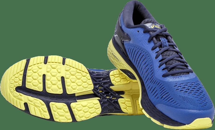 Gel-Kayano 25 Blue/Yellow