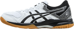 Gel-Rocket 9 White/Black