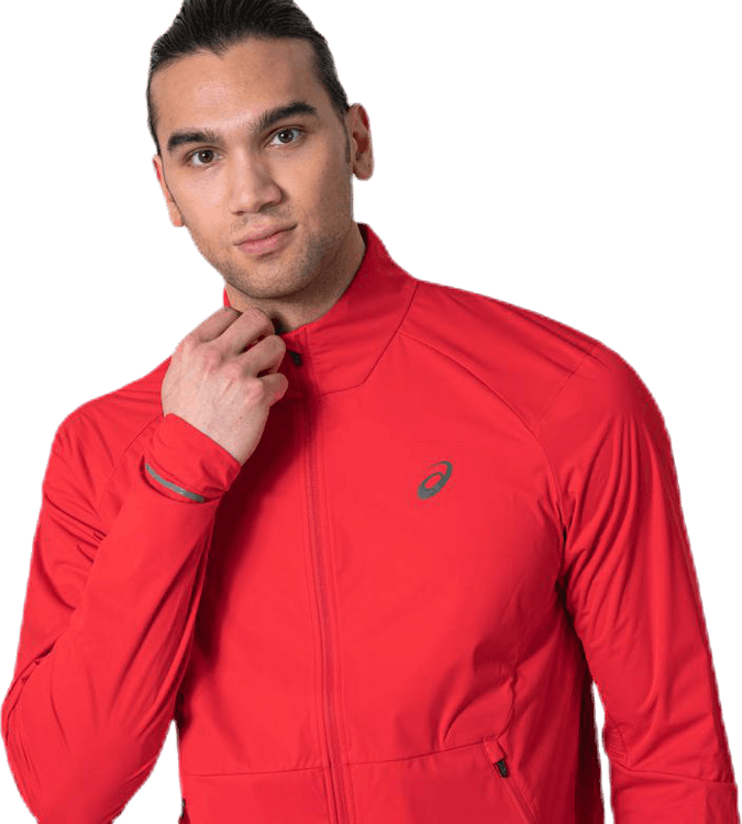 Ventilate Jacket Red