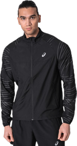Night Track Jacket Black