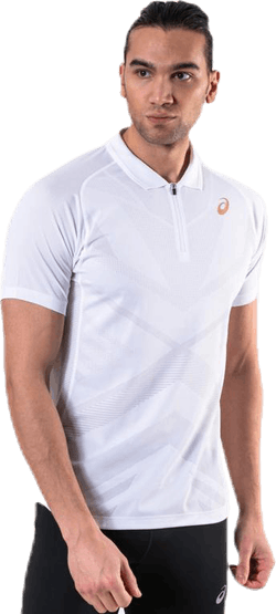 Tennis Polo Shirt White