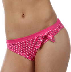 Miami Bikini Pink/Patterned