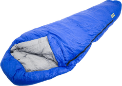 Sovsäck Down Sleeping Bag 250 Blue