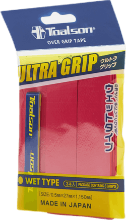 Ultra Grip 3P Red