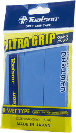 Ultra Grip 3P Blue