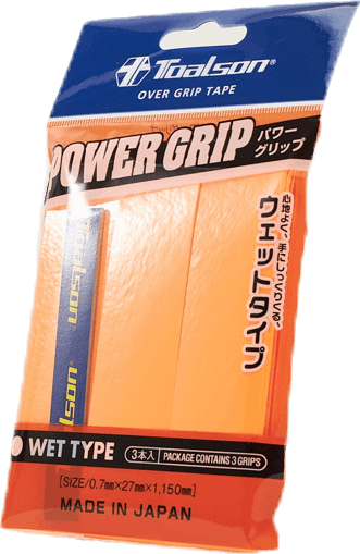Power Grip 3P Orange
