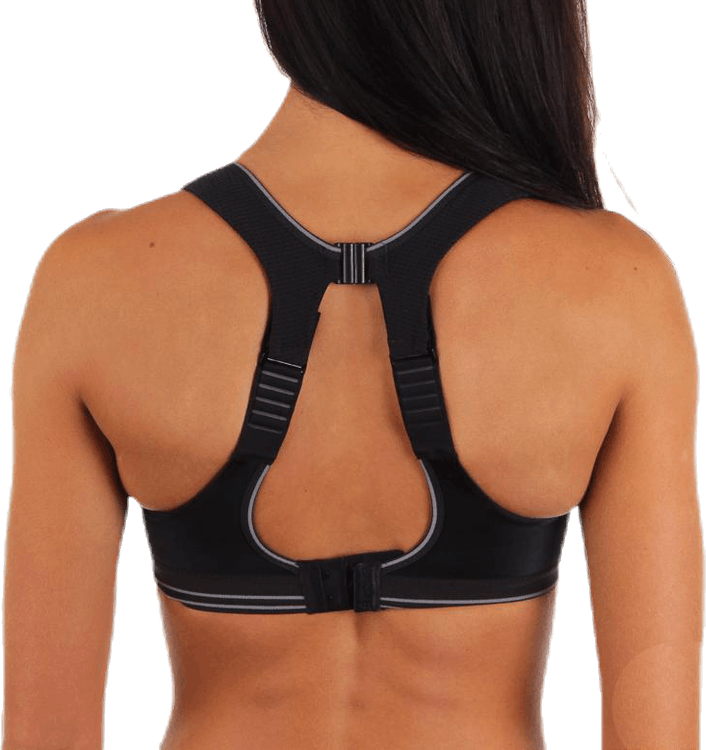 Ultimate Run Bra Black