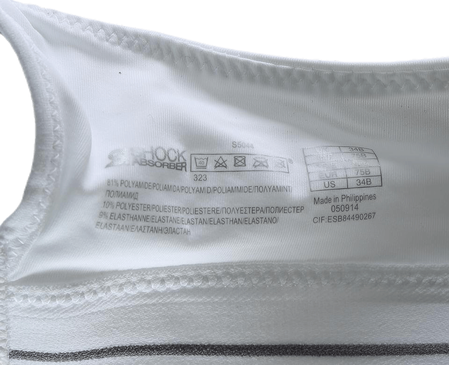 Ultimate Run Bra White