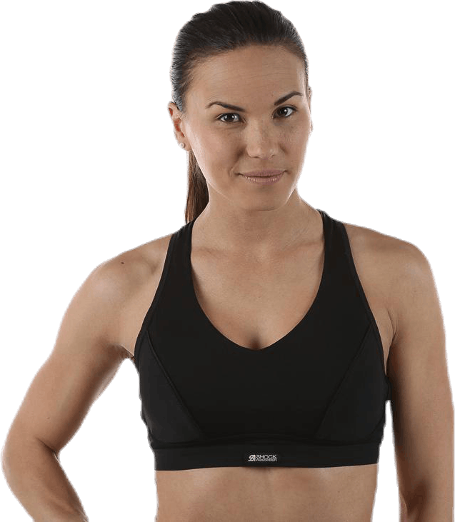 Active Sports Padded Bra Black