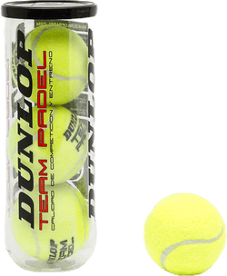 Team Padel Yellow