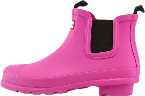 Hunter Original Kids Chelsea Pink