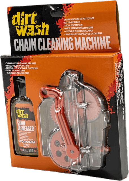Dirtwash Chain Cleaning Machine Patterned