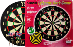 Dartboard Family Patterned