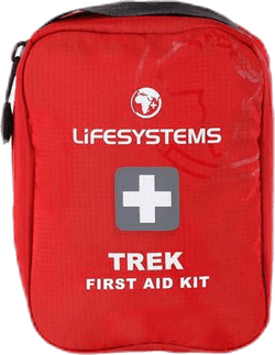 Trek First Aid Kit Red