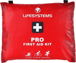 Light & Dry Pro First Aid Kit Red