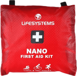 Light & Dry Nano First Aid Kit Red