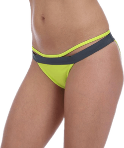 Ultra Fizz Sport Brief Green/Grey